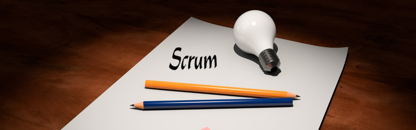 What is SCRUM and what can it be used for?